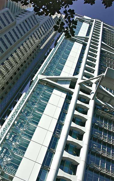 The Way Upstairs, Hong Kong Bank