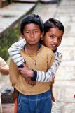 Two Kids, Dhulikhel