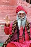 Baba from Durbar Square Kathmandu