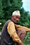 Man with Nepali Hat, Dhulikhel