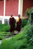 Novice Tibetan Monks, Namobuddha