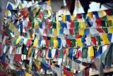 Prayer Flags at Namobuddha