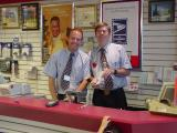 coworker and Dave at the Post Office USPSPostmaster 85211-9999