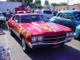 Chevy Chevelle custom car