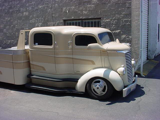my favorite custom <br>car hauler truck