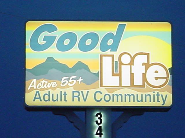 Good Life R V park