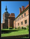 FromborkEntrée de la forteresse et tour Copernic