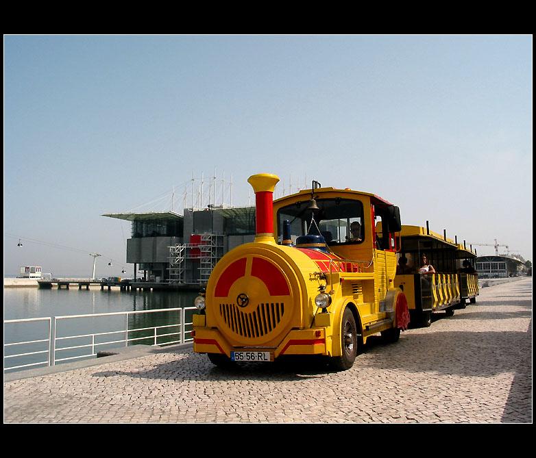 ... Little train  ...