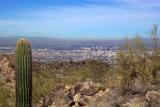 Downtown Phoenix (from SMP)