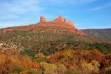 Red Rocks & Fall Colors