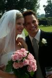 August 2003 -  Barbara and Robin's Wedding