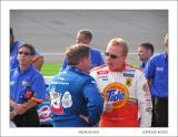 Terry Labonte And Ricky Craven
