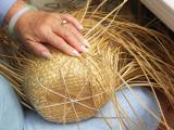 Hat weaving