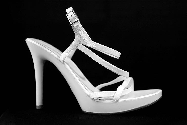Shoe B&W