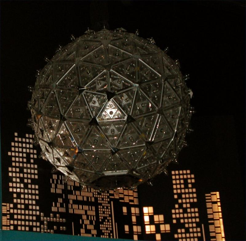 Waterford Times Square ball
