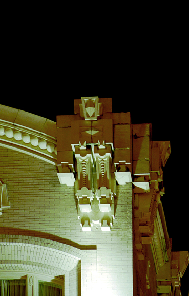1st Transformer, Govenor Hotel, Portland, Oregon