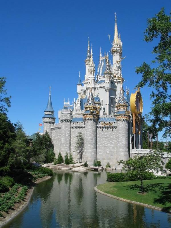 Magic Kingdoms Cinderella Castle