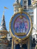 Magic Mirror on Cinderella Castle
