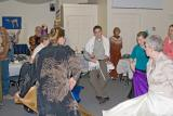 Davidic Dancing at the Passover Supper