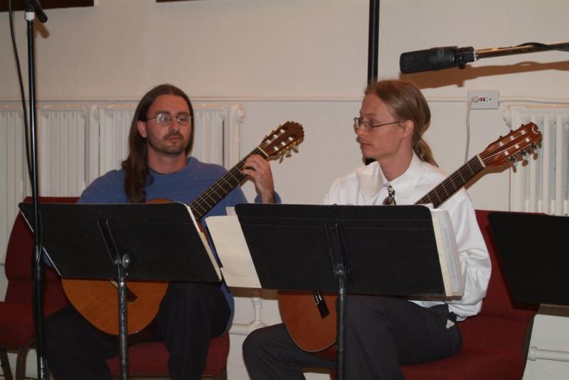 ISU Guitar Ensemble concert DSCF0033.JPG
