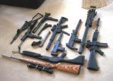 NFA Class 3 firearms