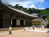 Upper sub-temples in Bulguksa