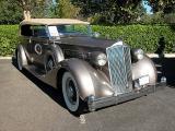 1936 Super 8 - 7 passenger Phaeton