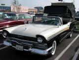 1957 Ford Skyliner - 1st Walmart show Feb.  1, 2003