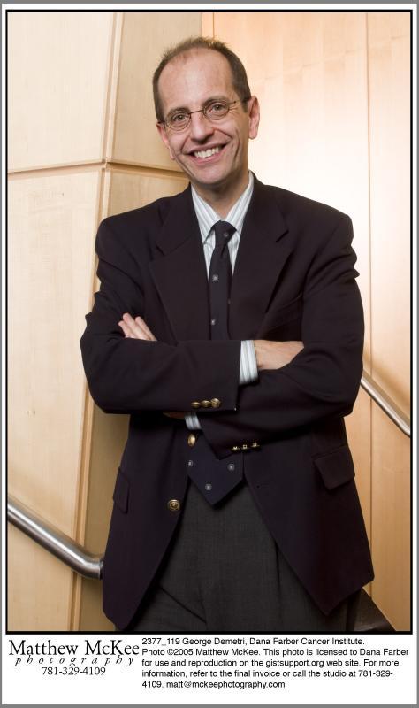 Dr. George Demetri - DFCI