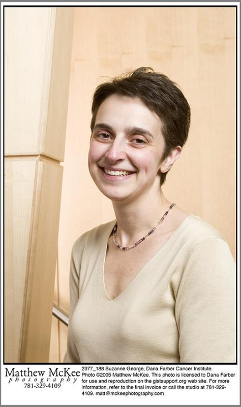 Dr. Suzanne George - DFCI