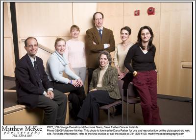 Dr. Demetri and the Sarcoma Team - DFCI
