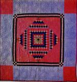 009:Diamond Variation-Lancaster County, PA c.1930  71x76