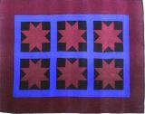088:Stars crib-Holmes County OH c.1940.jpg