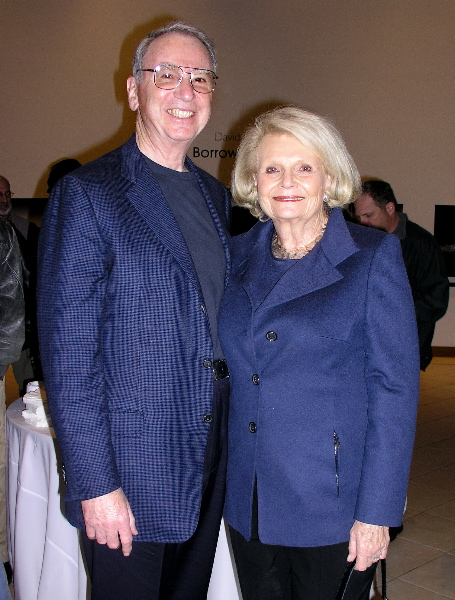 Mr. And Mrs. Irwin Jacobs