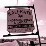 Kali-Kate Sign post