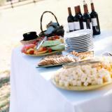 Pre-ceremony snack