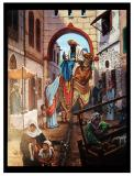 Oil Paintings of international Santa give display more context
