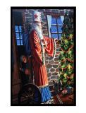 Lithuanian Santa