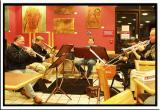 Pittsburgh Brass Ensemble plays at Border's Bookstore