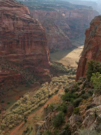 Morning Over Canyon de Chelly