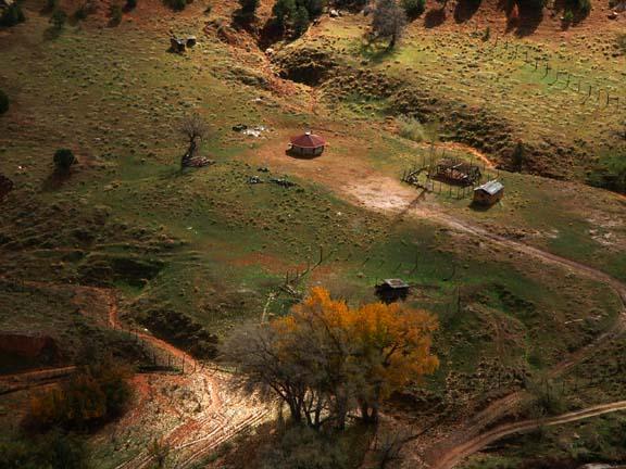 Birds Eye View, Canyon del Muerto