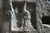 Yazilikaya Sarruma and king Tudhaliya