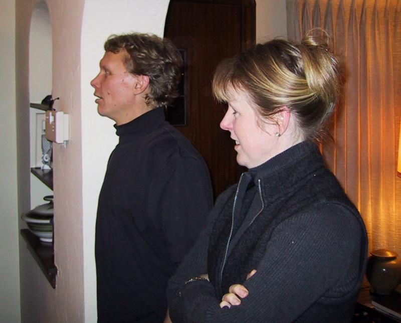Scott & Leslie