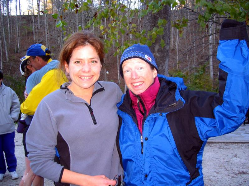 Christine Crawford ( 6:33 !) and Mary Gorski