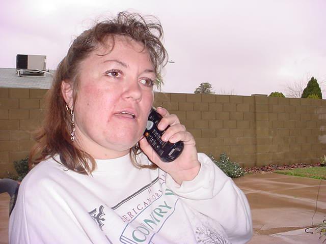 Tammy talking