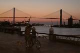 Savannah Riverfront.