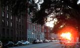 Bay Street Sunset