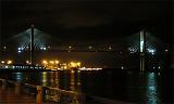 Savannah River at Night