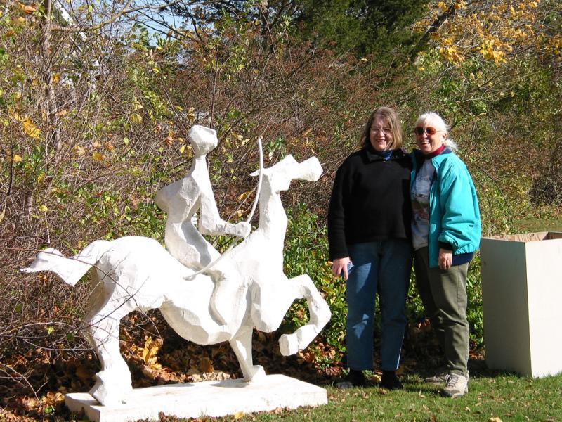 Jean and Paula