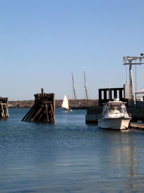 Vineyard Docks